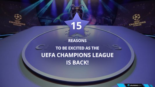 15 reasons to be excited as the UEFA