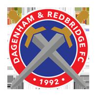 Dagenham & Red.