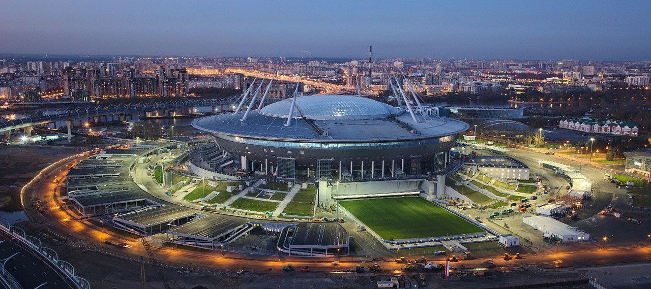 Krestovsky Stadium – Saint Petersburg
