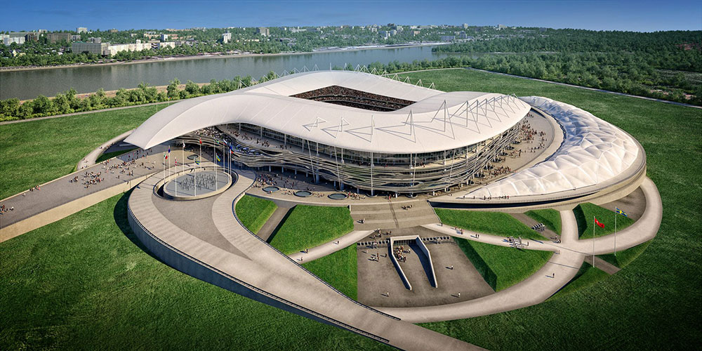 Rostov Arena – Rostov-on-Don