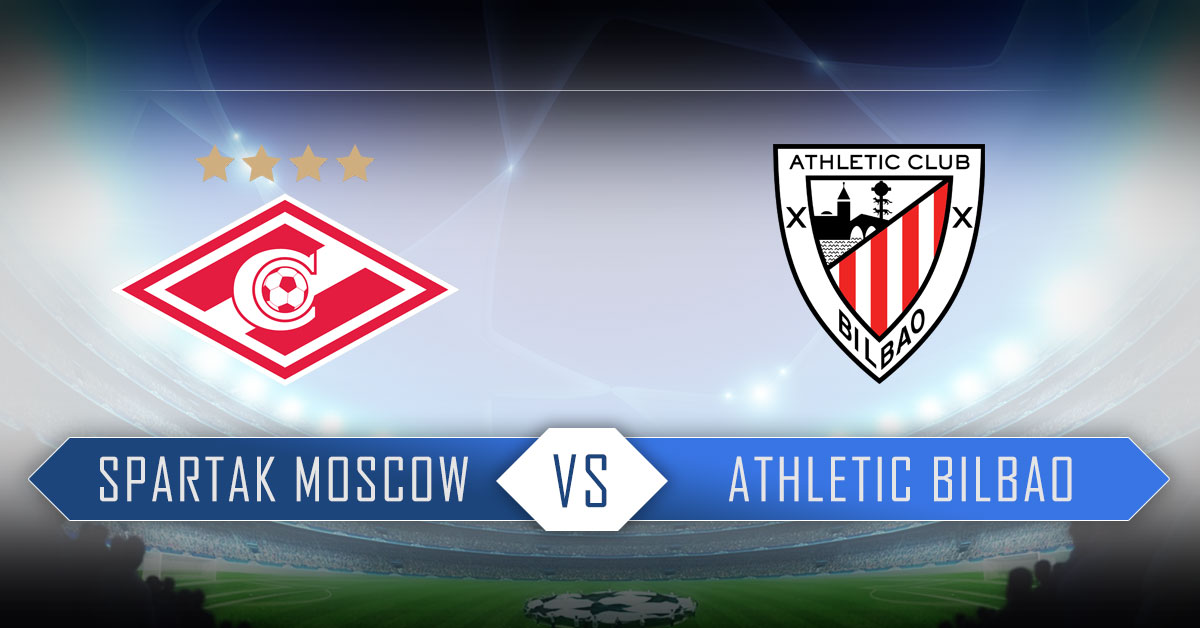Spartak Moscow – Athletic Bilbao