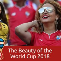 The Beauty of the World Cup 2018