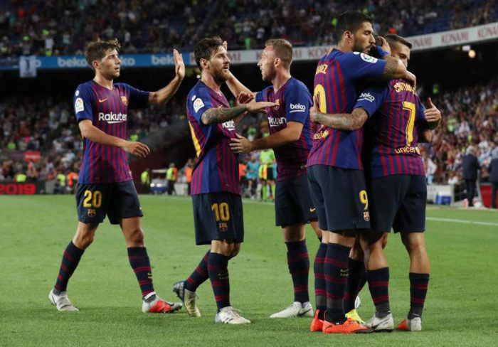 UEFA Champions League - 2018-2019 Preview - Barcelona