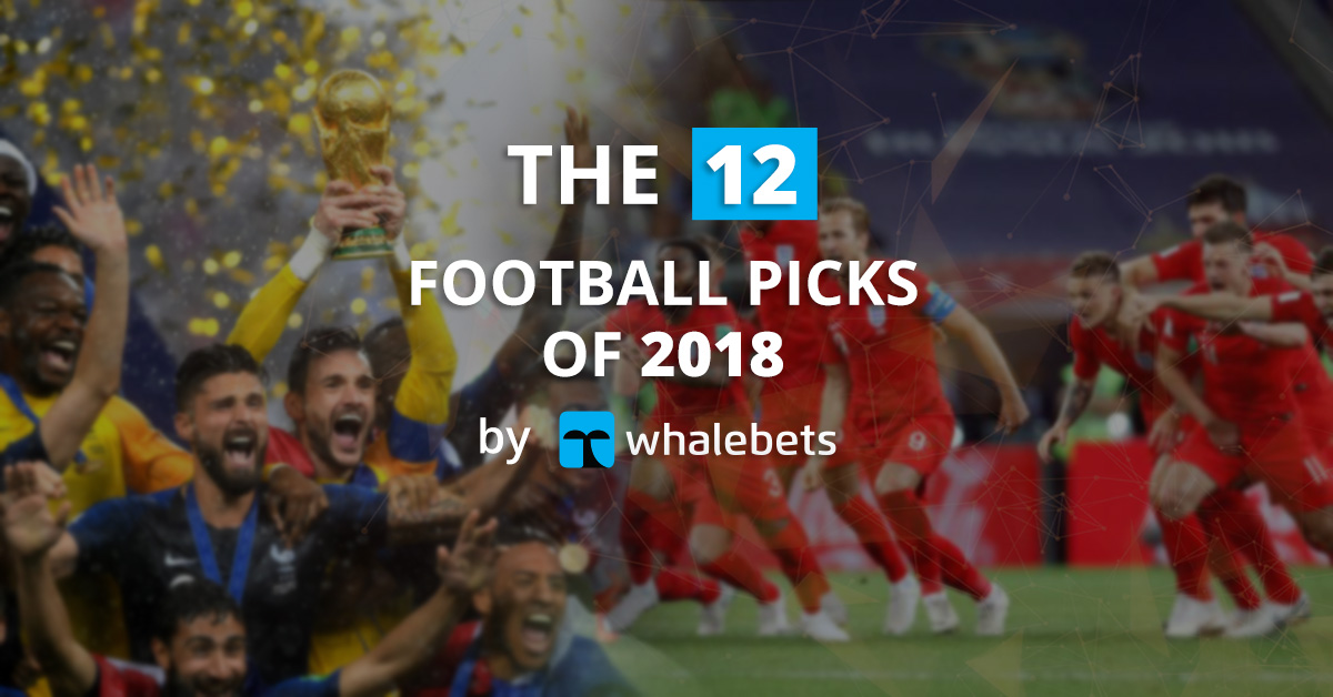 the 12 football picks of 2018 by whalebets