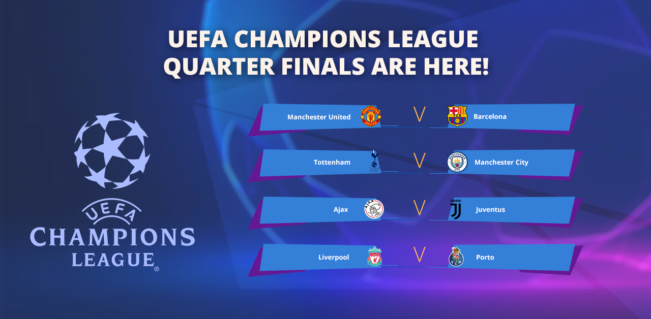 UEFA Champions League quarter finals