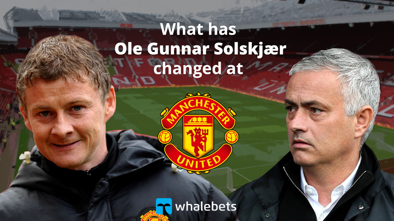 What has Ole Gunnar Solskjaer changed at Manchester United