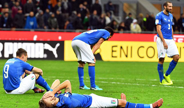 What Now For The Italy's National Team