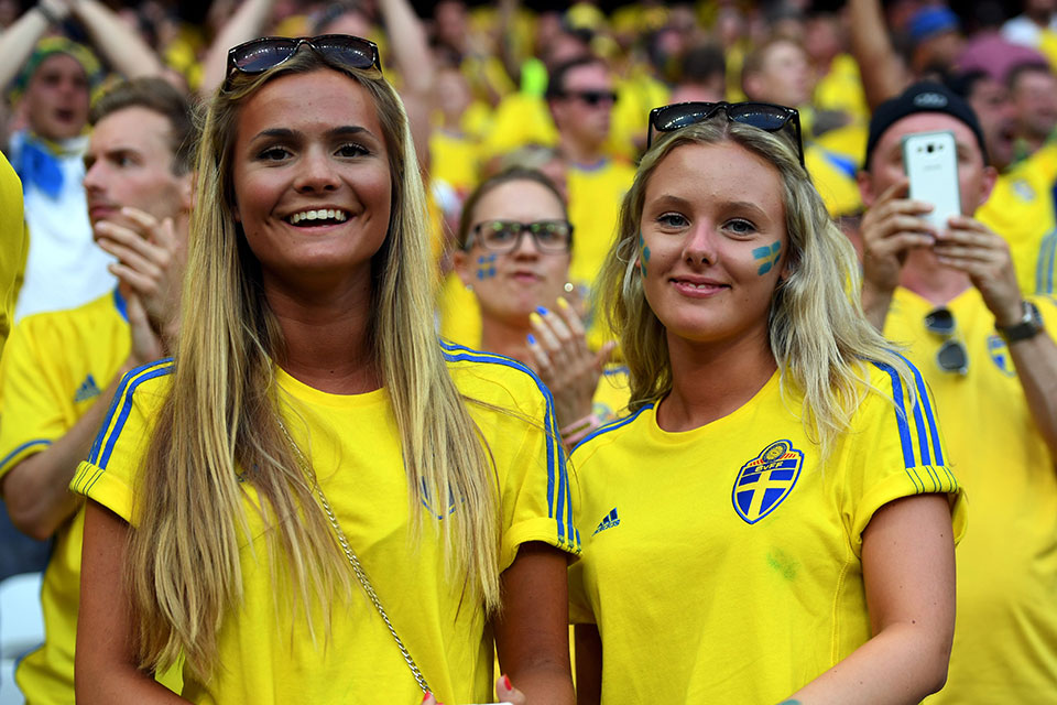 The Beauty of the World Cup 2018 - Sweden