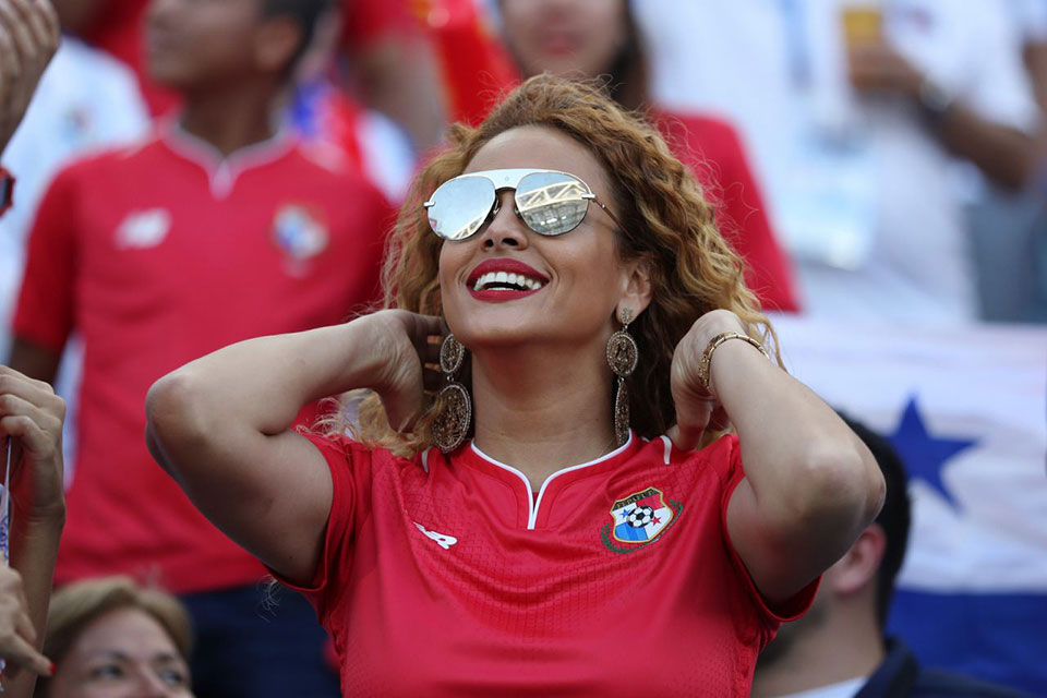 The Beauty of the World Cup 2018 - Panama