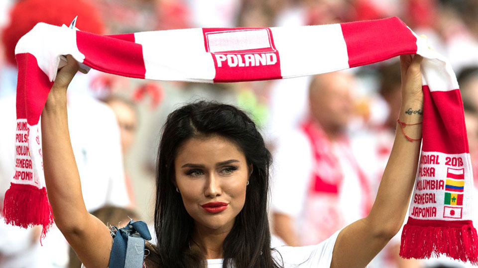 The Beauty of the World Cup 2018 - Poland