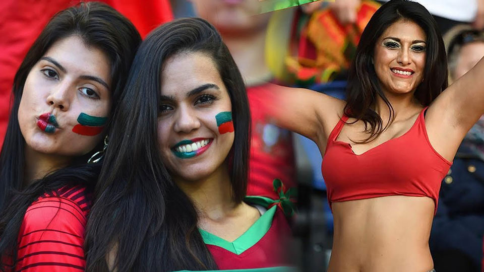 The Beauty of the World Cup 2018 - Portugal