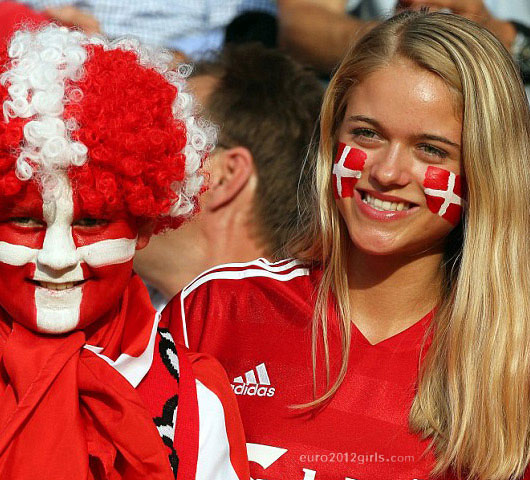 The Beauty of the World Cup 2018 - Denmark