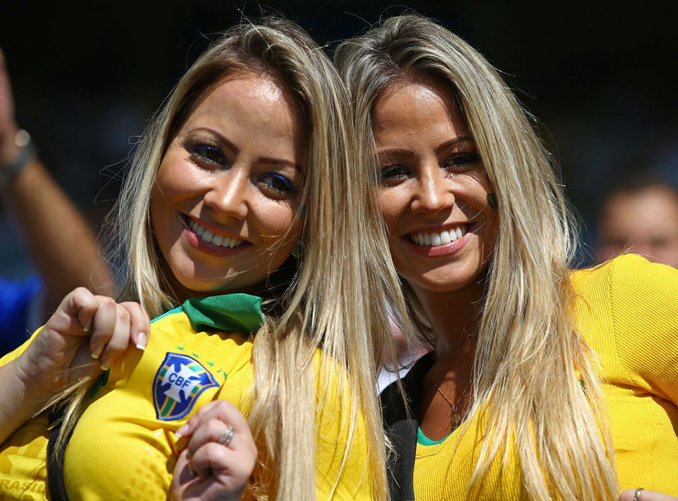 The Beauty of the World Cup 2018 - Brazil