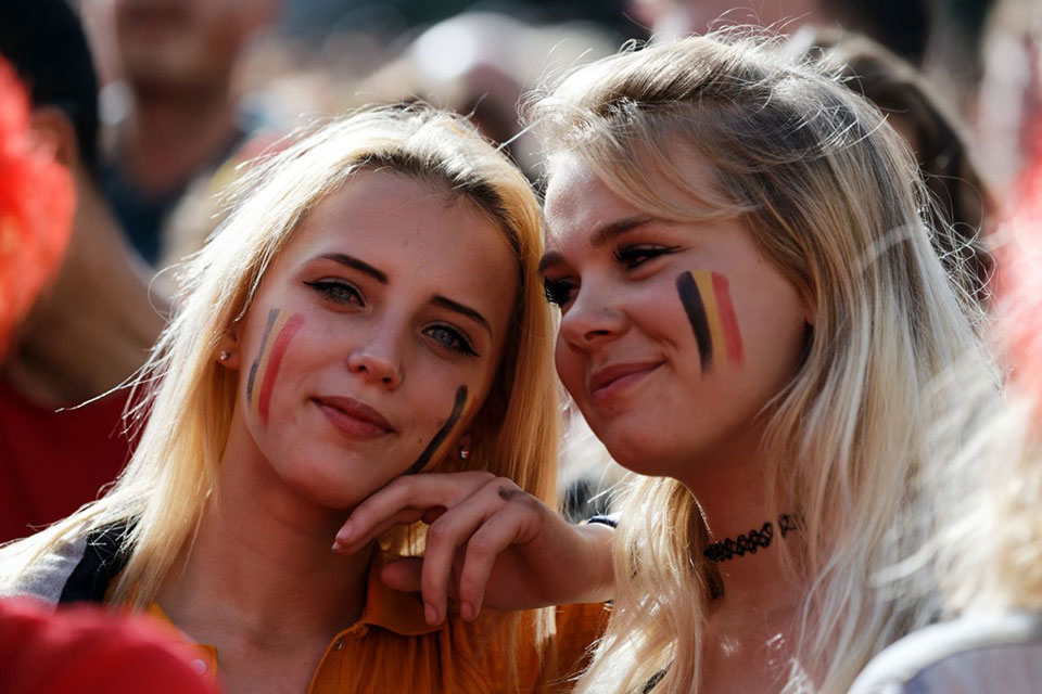 The Beauty of the World Cup 2018 - Belgium