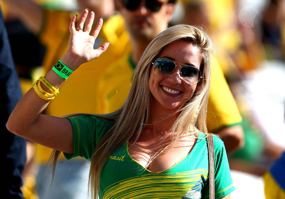 The Beauty of the World Cup 2018 - Brazil 2