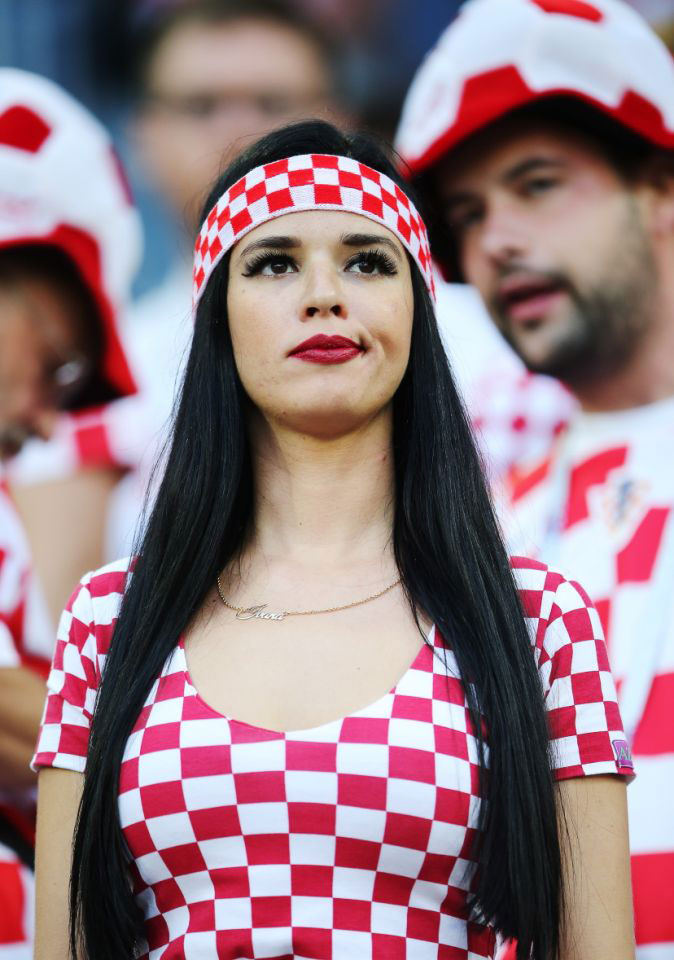 The Beauty of the World Cup 2018 - Croatia