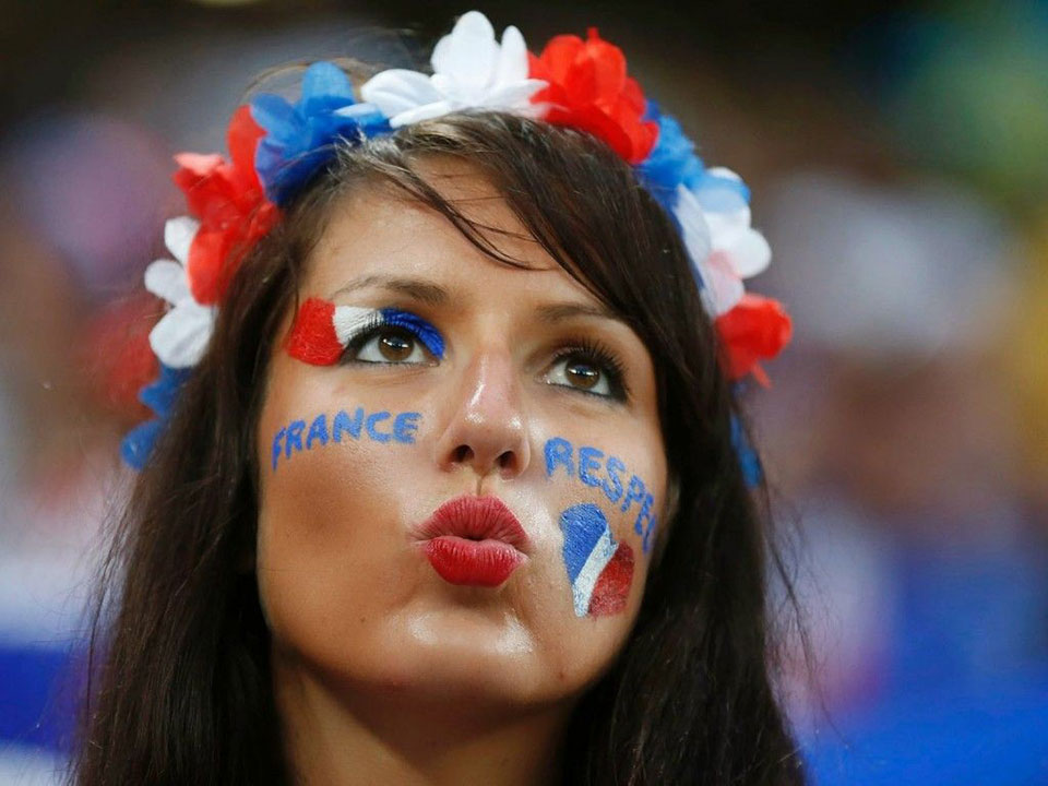 The Beauty of the World Cup 2018 - France