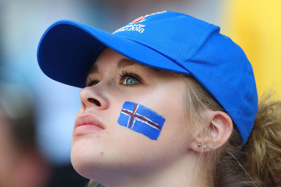 The Beauty of the World Cup 2018 - Iceland