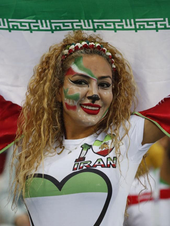 The Beauty of the World Cup 2018 - Iran 2
