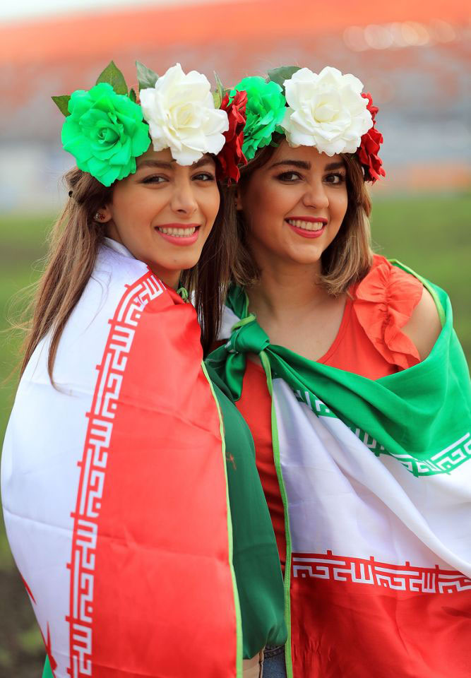 The Beauty of the World Cup 2018 - Iran 1