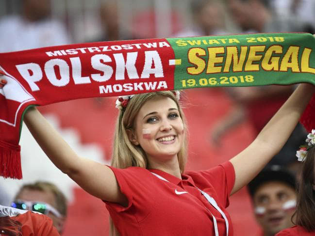 The Beauty of the World Cup 2018 - Poland 1