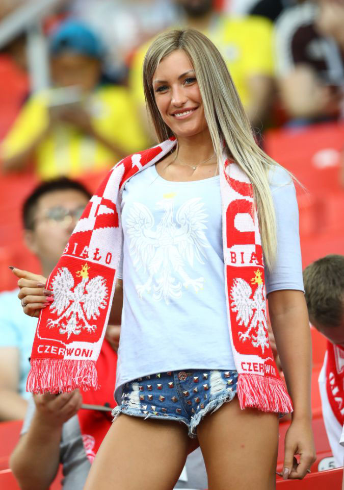 The Beauty of the World Cup 2018 - Poland 2