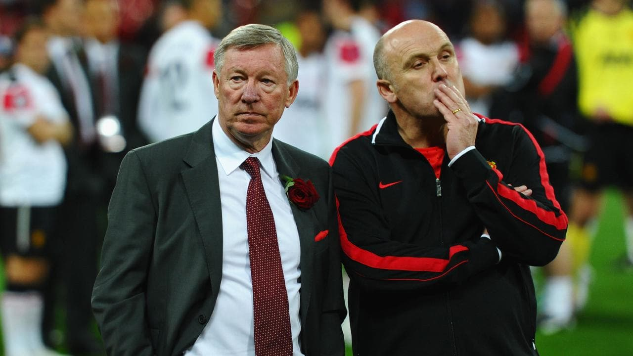 sir alex & phelan