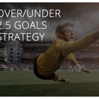 Over under 2.5 goals strategy