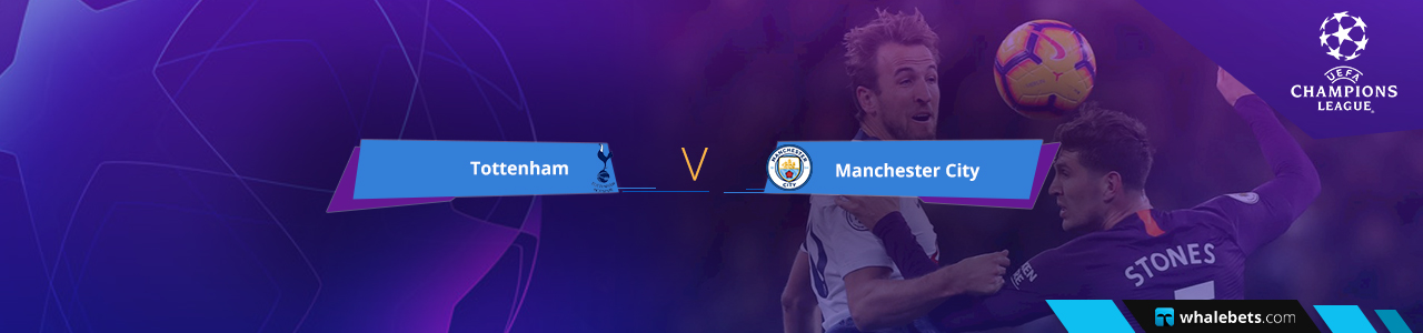 tottenham v city