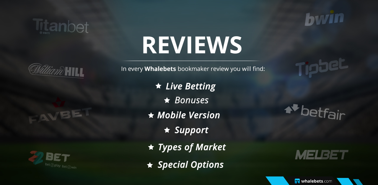 Best Betting Sites Reviews